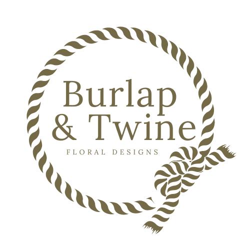 Burlap & Twine